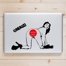 Sexy Lady Laptop Decal for Apple Macbook Sticker Pro Air Retina 11 12 13 15 inch for Xiaomi Mac Book Vinyl Notebook Skin Sticker
