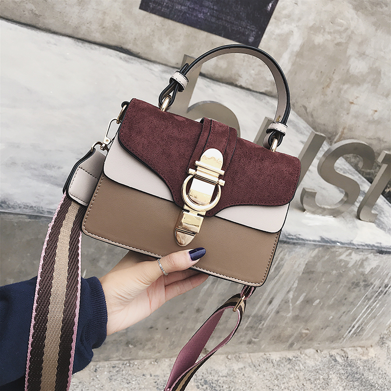 SWDF New High Quality Women Handbags Bag Designer Bags Famous Brand Women Bags Ladies Sac A Main Shoulder Messenger Bags Flap 1