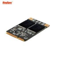 Free Shipping KINGSPEC Msata Mini Internal SATA MLC 32GB 64GB 128GB Flash Storage Solid State Drive