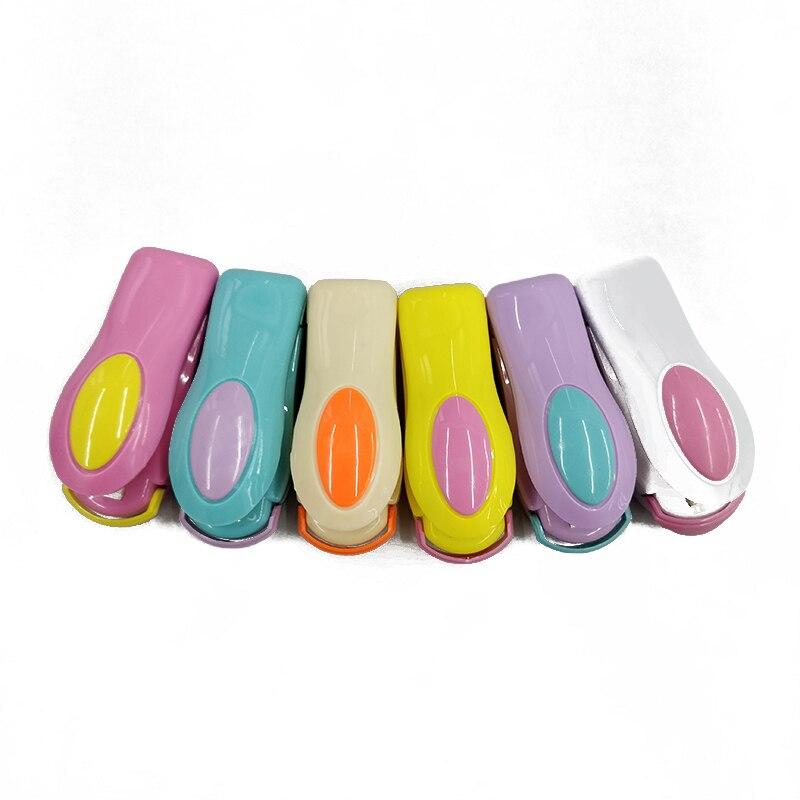 Mini  Sealer Plastik Bags Folienschweißgerät  Beutel verschliessen Farbe Lila