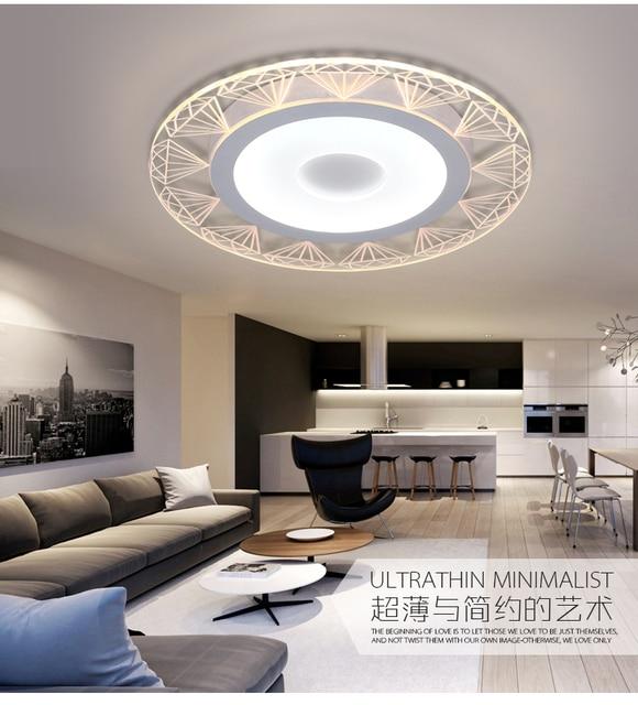 Buy Novelty Living Room Bedroom Led Ceiling Lights Home Indo
