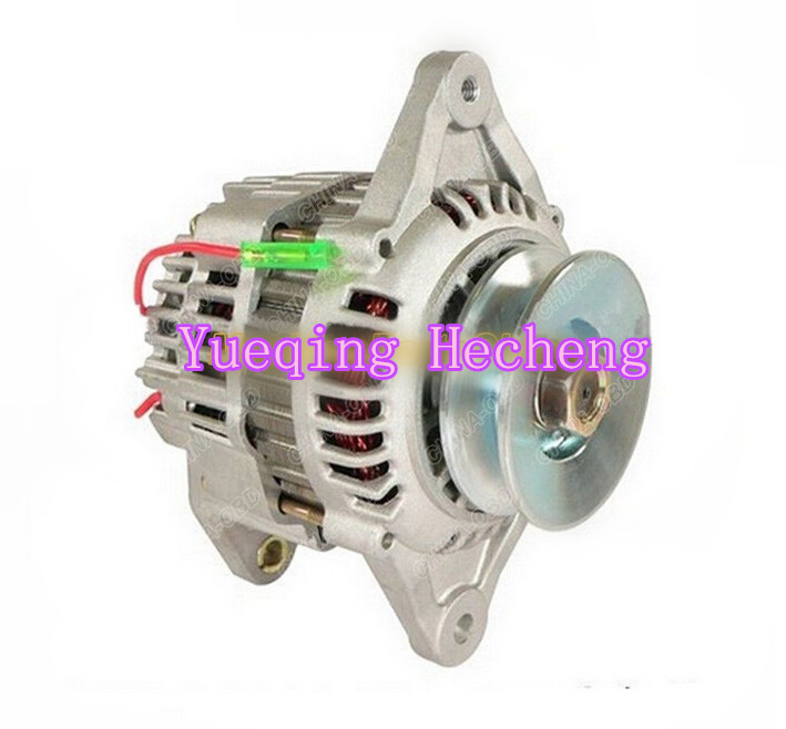 New Alternator YM123900-77210 for 4TNV106 Engine 12V 60A new alternator generators 382 08919 38208919 for lister petter
