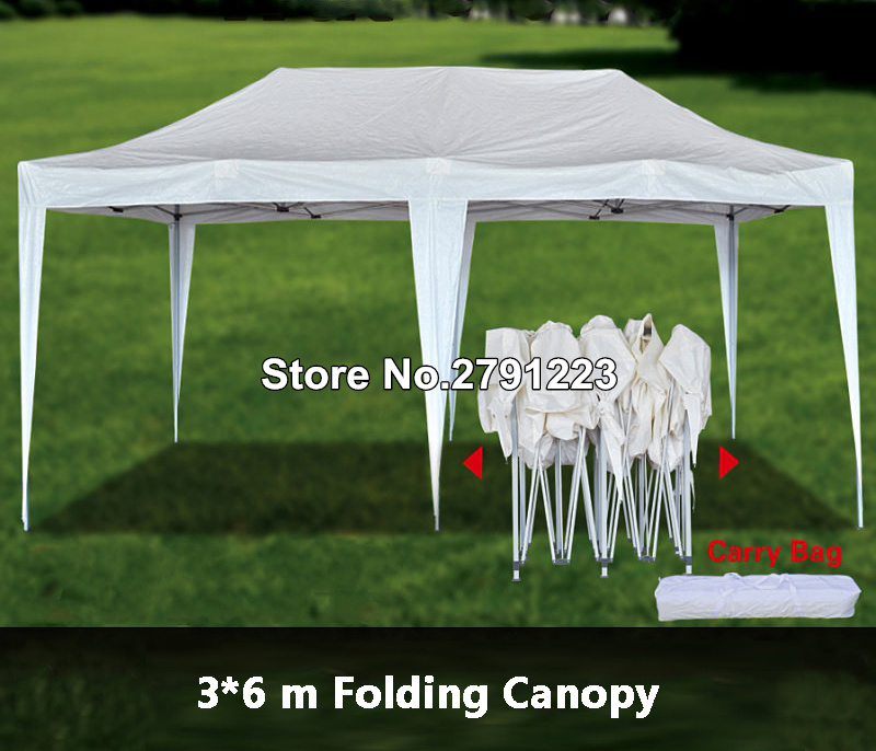 New 3X3m//4m//6m Waterproof Garden Gazebo Party Tent Marquee Awning Canopy Shelter