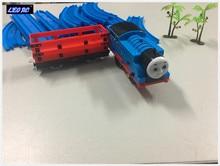 Thomas and friends ROHS PP plastic B/O rail way train DIY toys