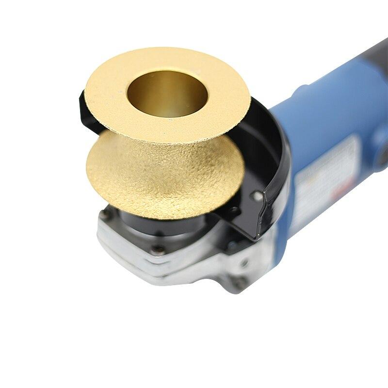 Ręcznie trzymająca szlifierka diamentowa diamentowa tarcza - Elektronarzędzia - Zdjęcie 5