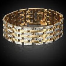8bd8d87b243ac9 Mens Bracelets Stainless Steel Greece Key Id Bracelet For Men Double Cuba  Chain Fashion Jewelry Bold And Chunky Pulseira Mascul