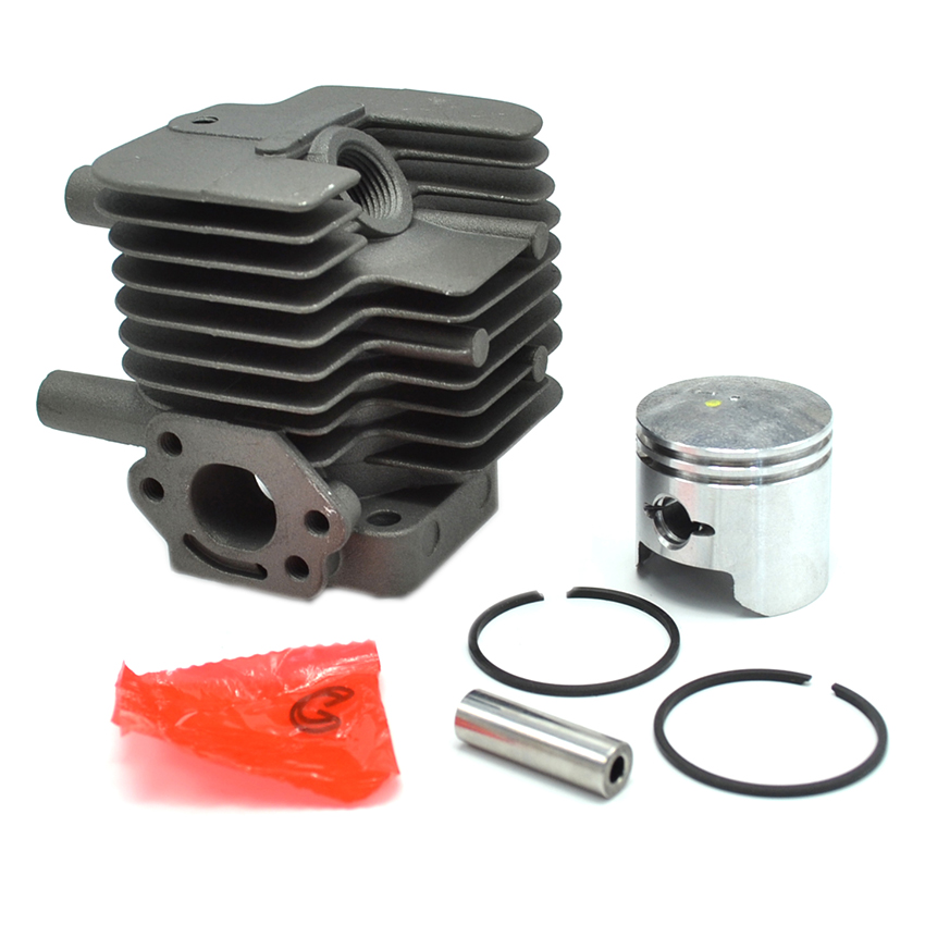 где купить 32mm Cylinder Piston Kit for Shindaiwa DH230 Hedge Trimmer C23 Brush Cutter Engine Replacement Spare Parts по лучшей цене