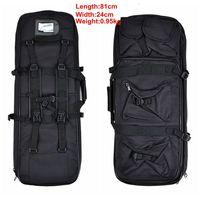 Outdoor Military Hunting Bag Nylon 81CM Tactical Shooting Bag Square Carry Gun Bag Hand Gun Accessory