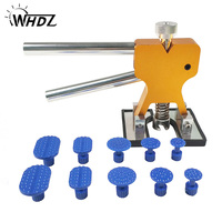 WHDZ PDR   Tools   Paintless Dent Repair   Tools   Dent Removal PDR Puller Tabs Dent Lifter Hand   Tool   Set PDR   Tool   kit Ferramentas