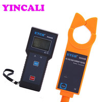 Newly Wireless H/L Voltage Clamp Current Meter ETCR9000B Measuring H/L Voltage AC Leakage Curren,Current Storge 99 Groups Data