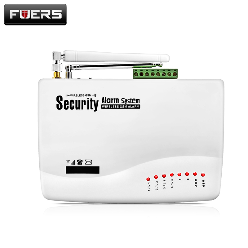 New Wireless/wired GSM Home Security Burglar  Alarm System Auto Dialing SMS Call Remote control alarm new wireless wired gsm voice home security burglar android ios alarm system auto dialing dialer sms call remote control setting