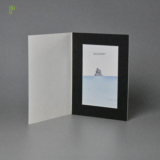 Ht Photo Frame Black Acid Free Cardboard Photo Folders For 4x6 Inch