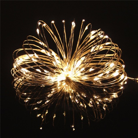 10M 20M 30M 40M 50M LED String Light Fairy DC12V Copper Wire For Party Christmas Wedding Holiday Decoration Garland Islamabad