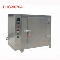 DHG-9070A 디지털 정밀 건조 오븐 스테인레스 스틸 오븐 110 v/220 v  건조 분말  입자  건조  4 층