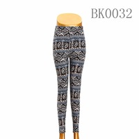 2018 Zexiner Free Shipping Hot Sale Quick Dry Leggings Women Graffiti Red Heart Printed Pencil Pants