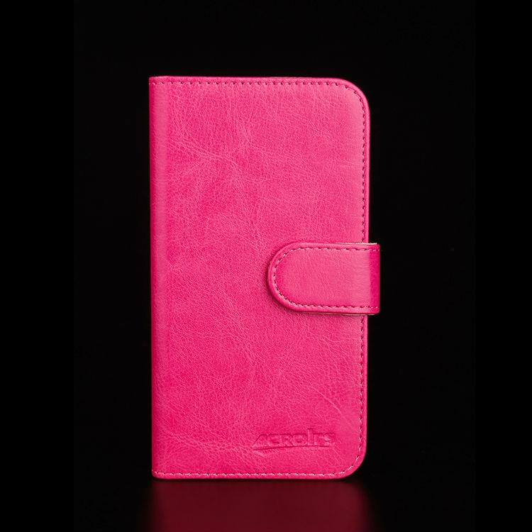 HOMTOM HT10 Väska Nyankomst 6 färger Hög kvalitet Flip läder - Reservdelar och tillbehör för mobiltelefoner - Foto 3