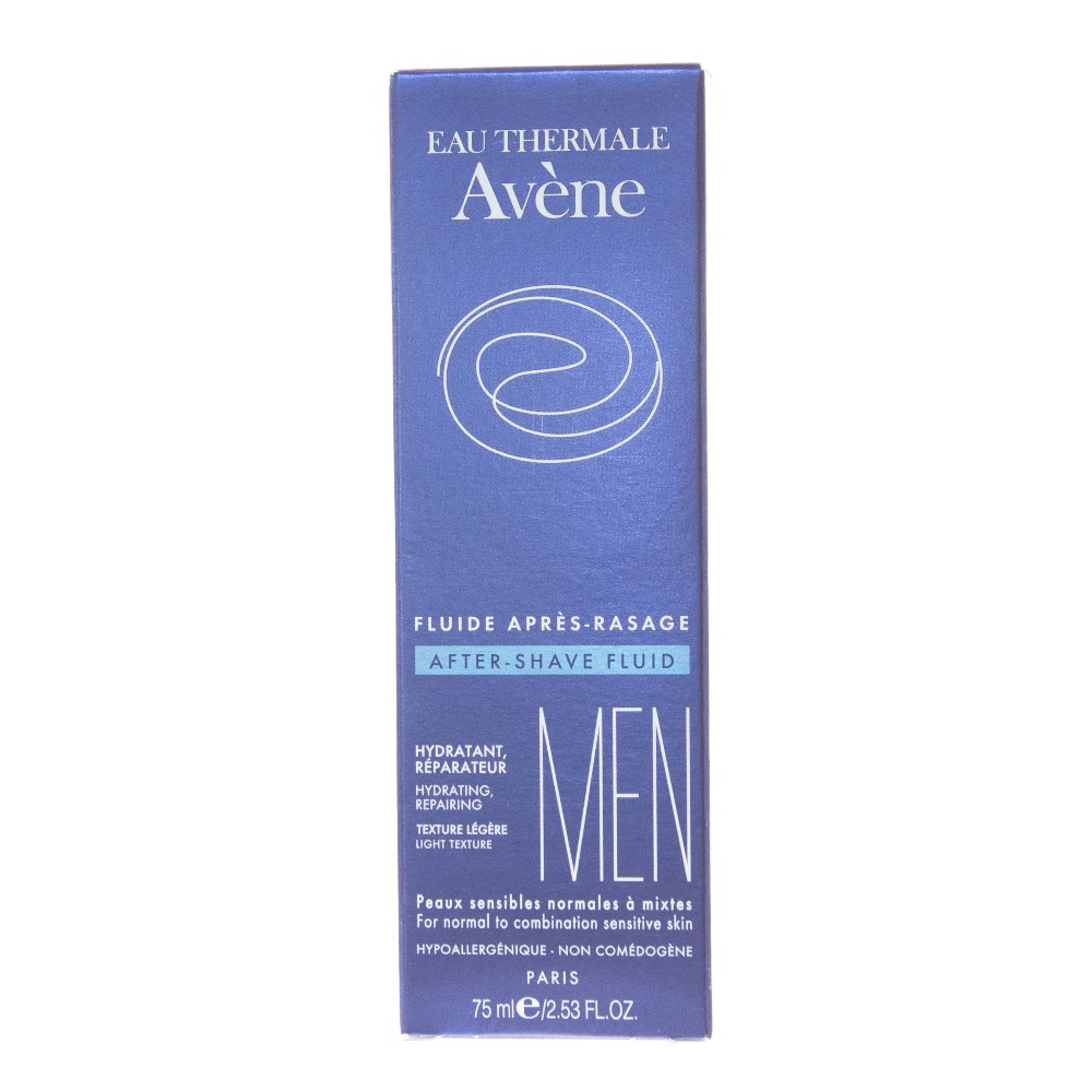 Aftershave AVENE C51245 Vehicle after shaving soothing skin moisturizes and softens the skin недорого