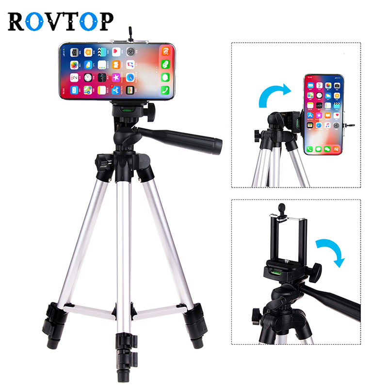 Jusun Mini Flexible Sponge Octopus Tripod for Smart Phone Tripod Bracket for Camera Bracket Outdoor Photo Bracket Color : Blue