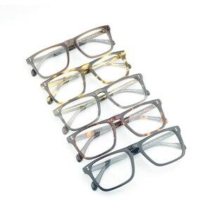 Image 5 - eye glasses frames for women men 2019 brand designer retro myopia computer optical glasses frame T5189 oculos de grau spectacles