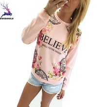FMZXG Women Winter 2018 Long Sleeve Hooded Outfits Zipper Cotton Sexy Club Jogging