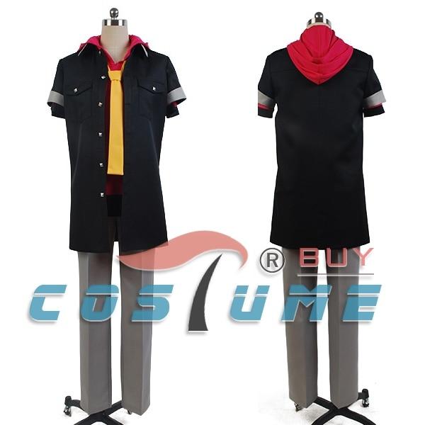 Anime Kamigami no Asobi Loki Laevatein Summer Cosplay Uniform Cosplay
