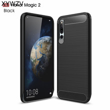 For Huawei Magic 2 Case Shockproof Luxury Soft Silicone Phone Back Cover Shell Fundas