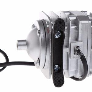 Image 5 - 45L/min 25W אלקטרומגנטית מדחס אוויר אקווריום חמצן אוויר בריכת משאבת Aerator