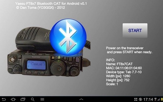 Image 5 - Gato para conversor adaptador Bluetooth para YAESU FT 817 FT 857  FT 897 brancocat 3516bcat womencat in the hat plush