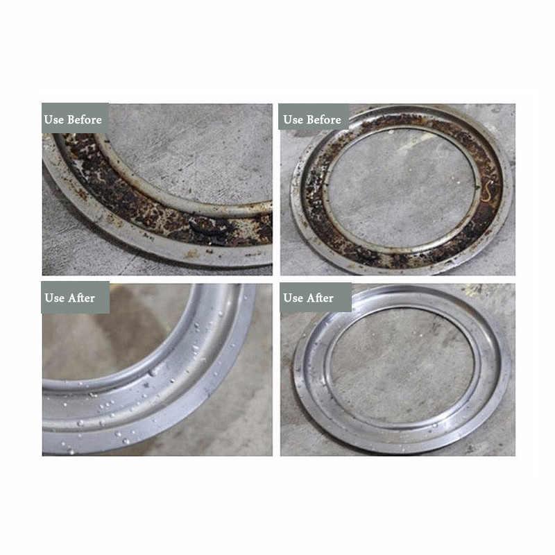 Gran oferta cepillo de limpieza mágico varilla de acero inoxidable palo mágico removedor de óxido de Metal herramientas útiles de limpieza de cocina