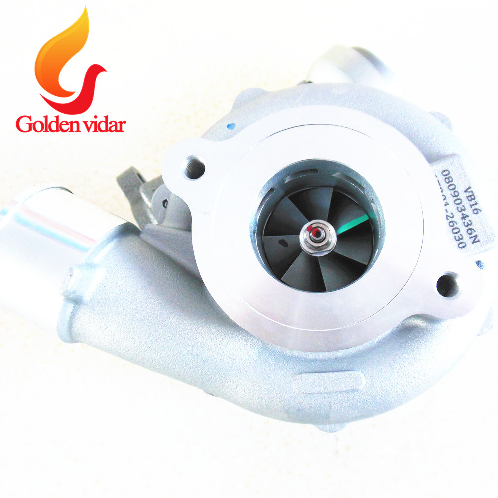 цена на Balanced Turbo For Toyota Auris / Avensis / Corolla / RAV4 2.2 D-4D 2AD-FHV 177 HP - VB16 Turbocharger full turbine 17201-26030