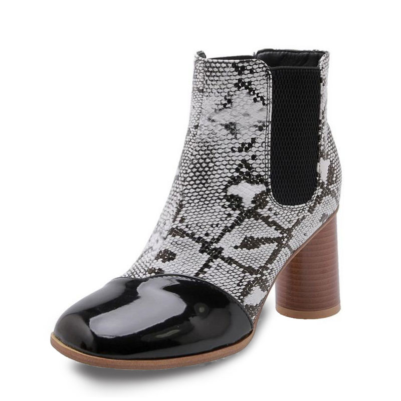 Kemekiss Ankle Boots For Women Fashion