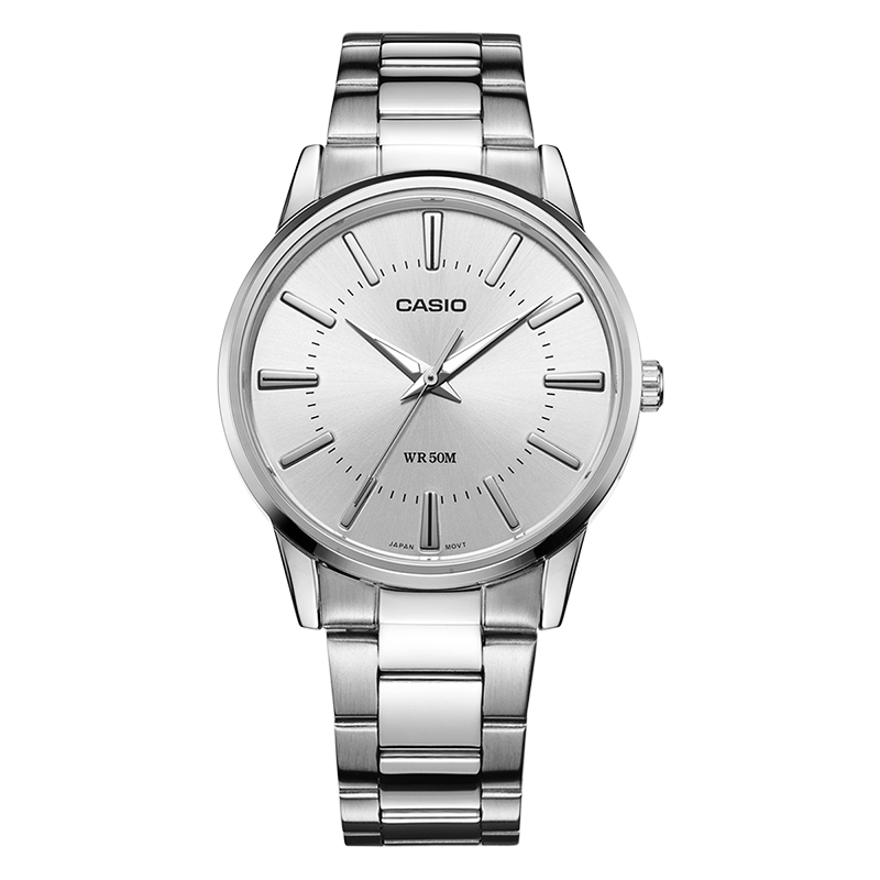 цена на CASIO watch Men Casual Waterproof Luxury Brand Date Wrist Watch relogio masculino MTP-1303D