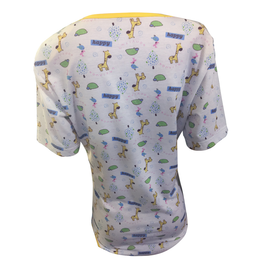 TEN@NIGHT Adult Baby Onesie ABDL Onesie DDLG Snap Crotch Pajamas for Women