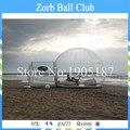 Бесплатная Доставка Надувные Прозрачный Купол Палатки, Палатки Кемпинга, Пузырь, Пузырь Lodge