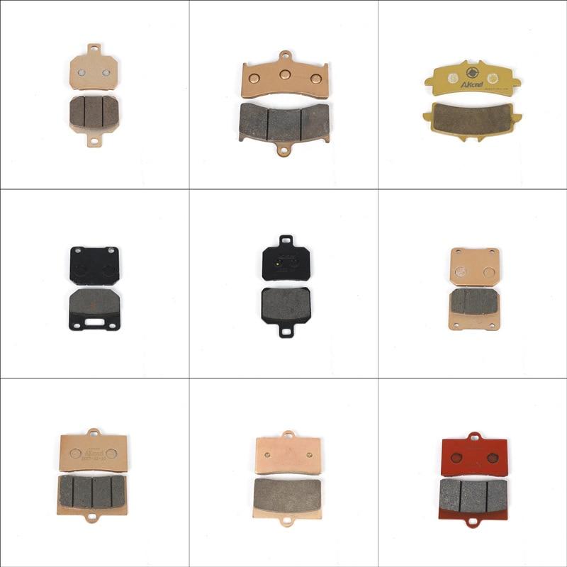 Motorcycle brake caliper 40mm/100mm/84mm/82mm hole distance brake shoe AKCND/ADL/RPM