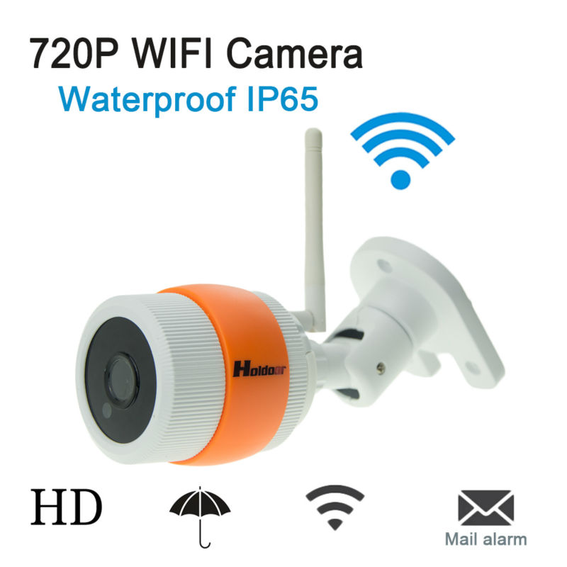 Full HD 720P Waterproof Wifi IP Camera Security Camera Wireless CCTV Wifi Camera IR Onvif  Mini Home Support 64G Micro SD Card tutti frutti smart skin чехол для samsung tab 3 8 0 white