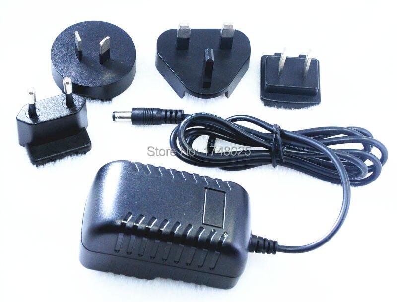 10 pièces 5 v 1a ac \ dc adaptateur secteur plug UE \ USA \ L'UA \ UK 5 volts 1 ampère 1000ma Alimentation entrée ac 100-240v transformateur De Puissance