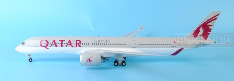 XX2936 JC Qatar Wings Airways A7-ALA 1:200 A350-900 commercial jetliners plane model hobby