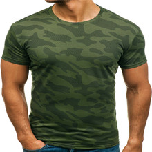 2019 best-selling hot men's short-sleeved t-shirt style