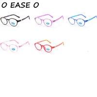 2017 New Arrival Okularów Okulary Optyczne TR90 Super Lekki Dzieci Dziecko Uczeń Dzieci 035