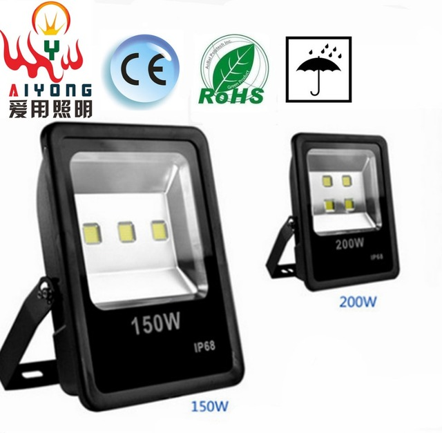 Outdoor Basketball Court Lights Ac85 265v 1 100w led floodlight waterproof outdoor advertising ac85 265v 1 100w led floodlight waterproof outdoor advertising spotlights basketball court lights free workwithnaturefo