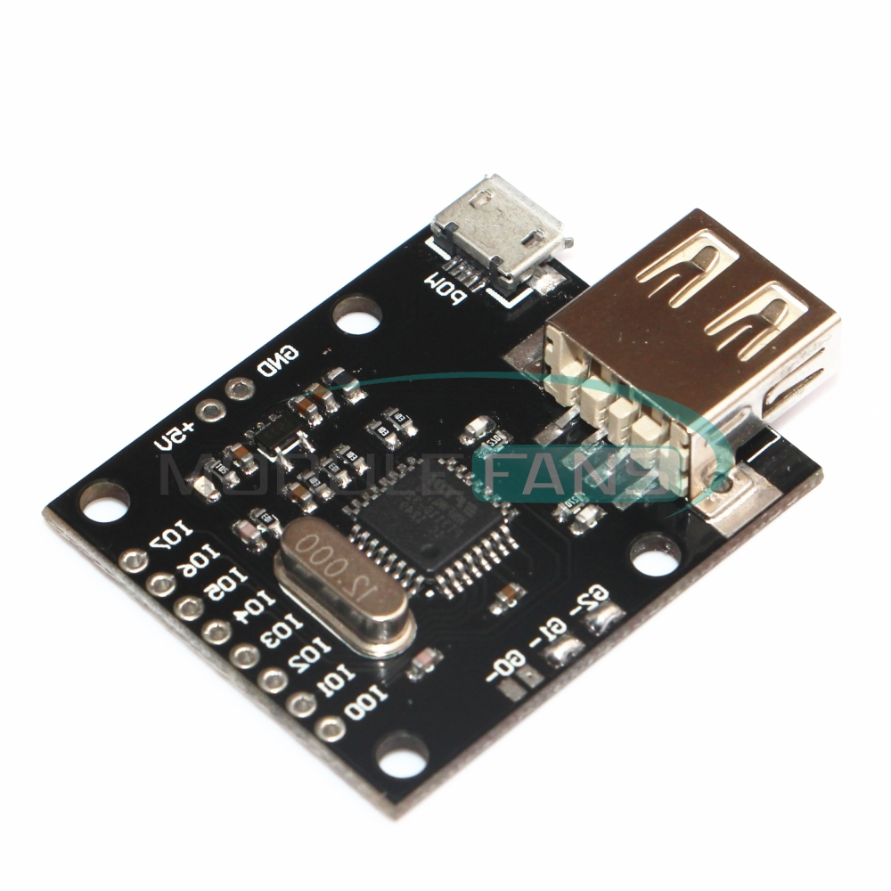 Ft311d Converter Module Usb Host Development Board To I2c Iic Spi Uart Gpio Pwm Adapter Communication For Android In Integrated Circuits From Electronic