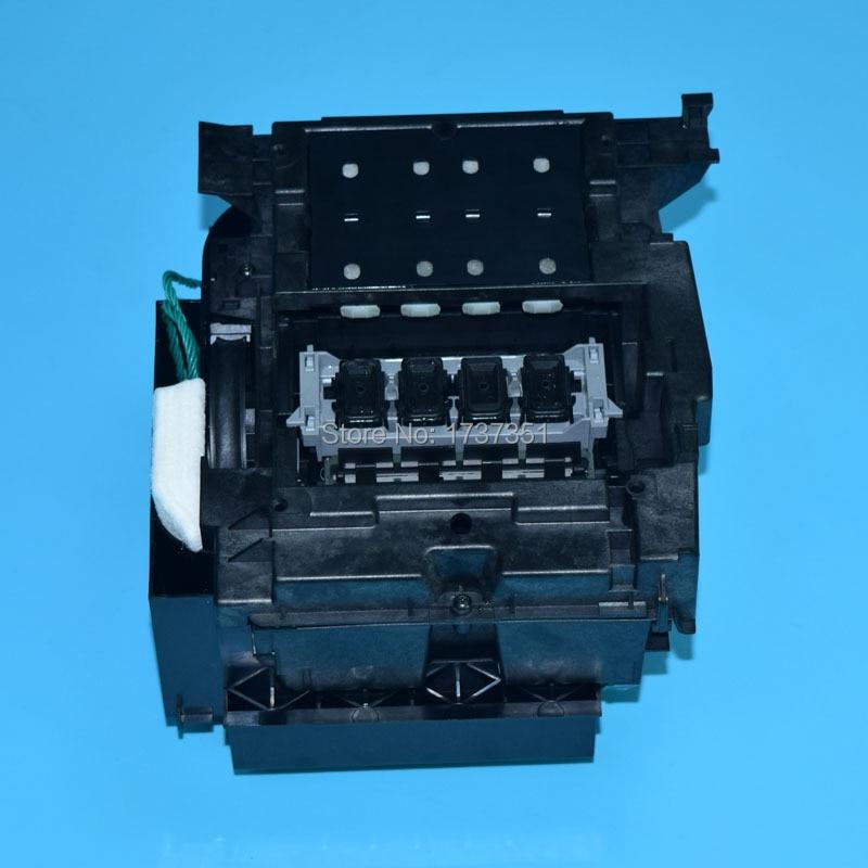 1 piece Service station for hp 11 print head for hp Designjet 100 110 111 500 510 800 813 850 printer недорго, оригинальная цена