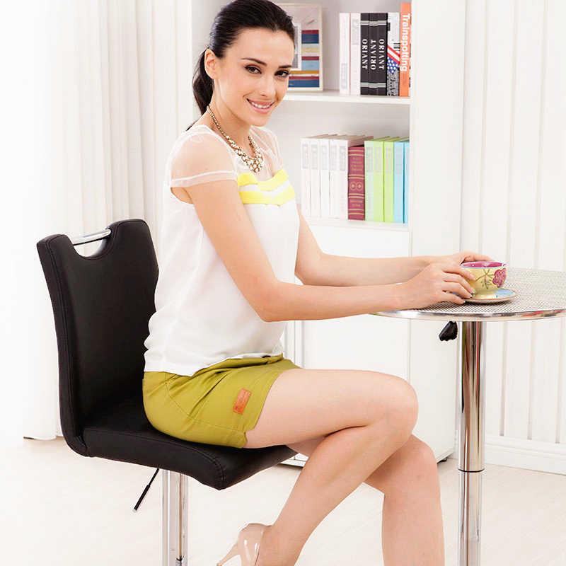 Высокое качество подъема вращающийся барный стул вращающийся регулируемая высота паб барный стул высокий табурет из искусственной кожи Материал Приём/зал ожидания cadeira