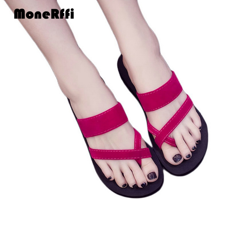MoneRffi Summer Women Home Indoor Foam Slippers Female Comfortable Flat Sandal Casual Beach Shoes Flat High Heel Solid Flip FlopMoneRffi Summer Women Home Indoor Foam Slippers Female Comfortable Flat Sandal Casual Beach Shoes Flat High Heel Solid Flip Flop