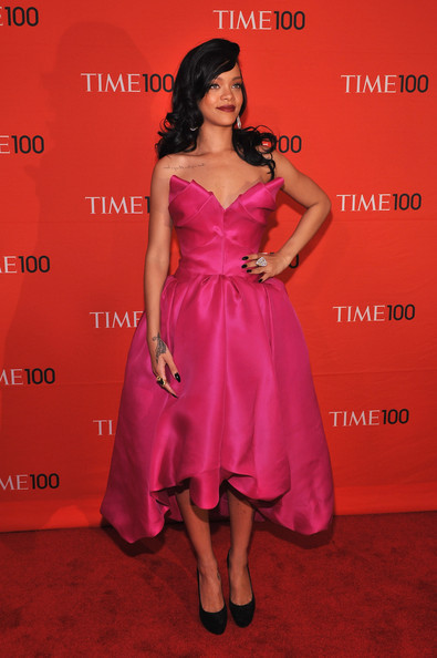 Prom Dress Red Carper Dresses A-Line Sweetheart Off The Shoulder Sleeveless Ankle-Length Satin Rihanna Dress Celebrity Dresses