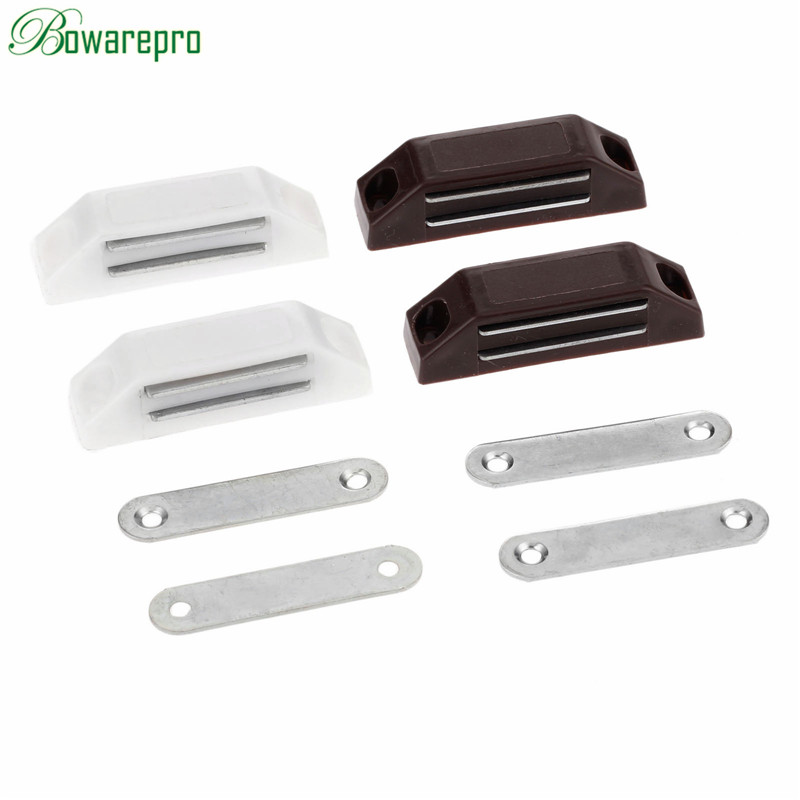 Bowarepro 59 16mm Magnetic Door Catches Kitchen Cupboard Wardrobe