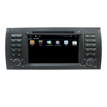 For Wholesale pure android 4.4 car dvd player for E39 car dvd player gps with 3G+Wifi+DVD+Radio+BT+Ipod list+USB +SWC+Canbus
