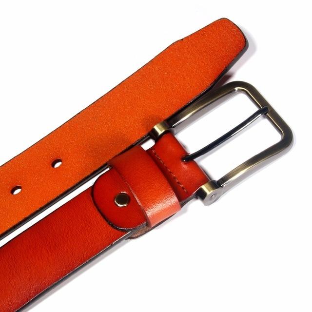 Ladies Pin Buckle Belt