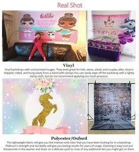 Image 4 - Sensfun белый розовый Золотой блестящий милый 16 вечерние чный фон для фотостудии на заказ для девочек день рождения вечевечерние НКА фотография фоны